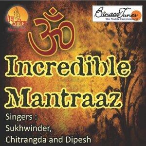 Sukhwinder, Dipesh Sigdel, Chitrangda 歌手頭像