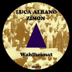 Luca Albano, Zimon 歌手頭像
