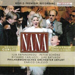 Philharmonisches Orchester Erfurt, Juri Batukov, Enrico Calesso 歌手頭像