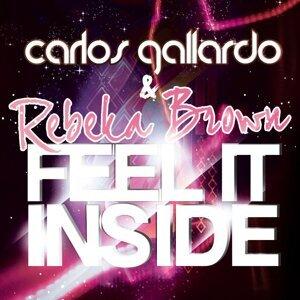 Carlos Gallardo, Rebeka Brown 歌手頭像