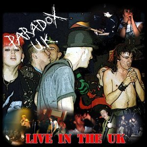 Paradox UK 歌手頭像