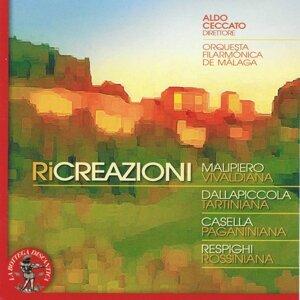 Josef Horvath, Orquesta Filarmonica de Malaga, Aldo Ceccato 歌手頭像