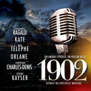 1902 歌手頭像