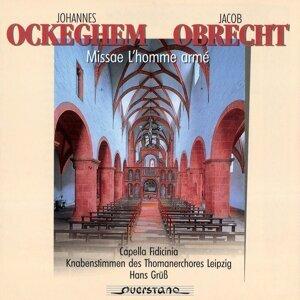 Capella Fidicinia, Knabenstimmen des Thomaschores Leipzig, Hans Grü 歌手頭像