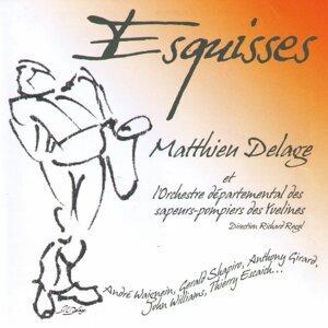 Matthieu Delage, Orchestre Départemental Des Sapeurs Pompiers Des Yvelines 歌手頭像