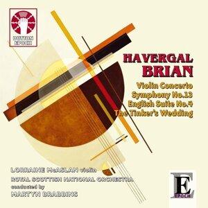 Havergal Brian, Royal Scottish National Orchestra 歌手頭像