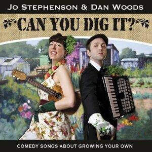 Jo Stephenson, Dan Woods 歌手頭像