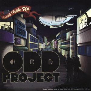 Odd project 歌手頭像