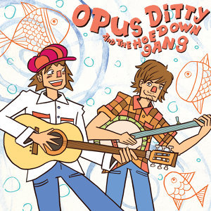 Opus Ditty and the Hoedown Gang 歌手頭像