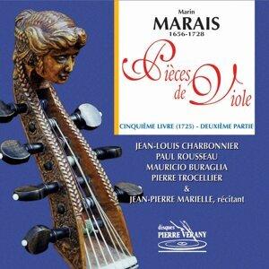Jean-Louis Charbonnier, Paul Rousseau, Mauricio Buraglia, Pierre Torcellier, Jean-Pierre Marielle 歌手頭像