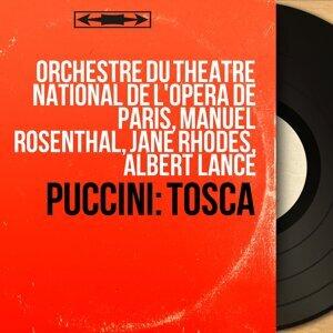 Orchestre du Théâtre national de l'Opéra de Paris, Manuel Rosenthal, Jane Rhodes, Albert Lance 歌手頭像