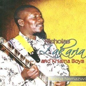 Nicolas Zakaria, Khiama Boys 歌手頭像