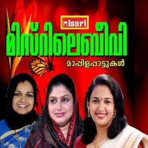 Fazeela, Rahana, Sindhu Premkumar 歌手頭像