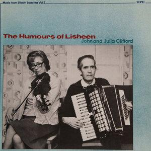John Cliffort, Julia Clifford 歌手頭像