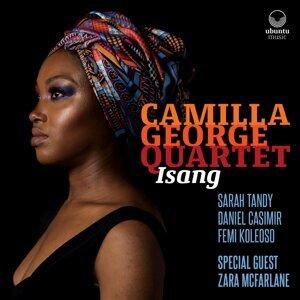 Camilla George Quartet 歌手頭像