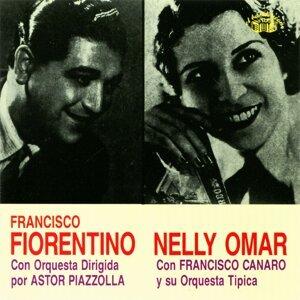 Nelly Omar, Francisco Fiorentino 歌手頭像