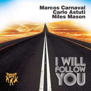 Marcos Carnaval, Carlo Astuti, Niles Mason 歌手頭像