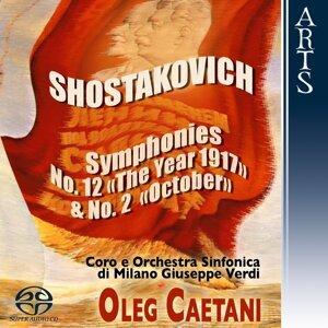 Orchestra Sinfonica di Milano Giuseppe Verdi, Oleg Caetani, Coro Sinfonico di Milano Giuseppe Verdi 歌手頭像