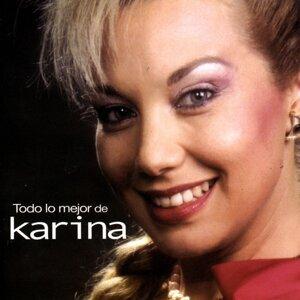 Karina, Toni Ronald 歌手頭像