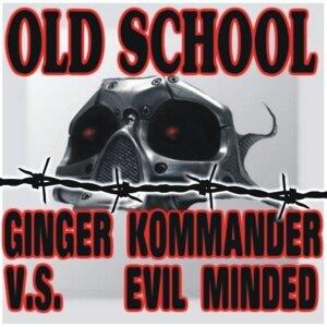 Evil Minded, Ginger Kommander 歌手頭像