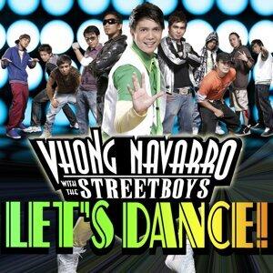 Vhong Navarro, Streetboys 歌手頭像