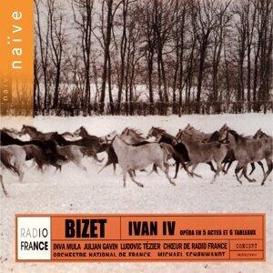 Inva Mula, Ludovic Tézier, Julian Gavin, Michaël Schønwandt, Orchestre national de France 歌手頭像
