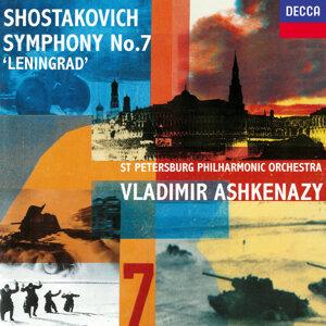 Vladimir Ashkenazy, St. Petersburg Philharmonic Orchestra 歌手頭像