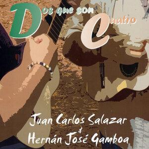 Juan Carlos Salazar, Hernán José Gamboa 歌手頭像