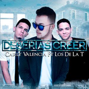 Carly Valencia Feat. Los dela T 歌手頭像