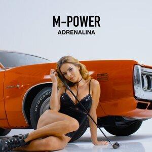 M-Power 歌手頭像