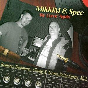 MikkiM, Spee 歌手頭像