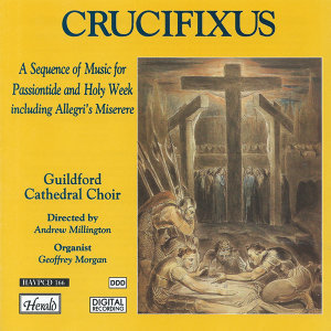 Guildford Cathedral Choir, Andrew Millington, Geoffrey Morgan 歌手頭像