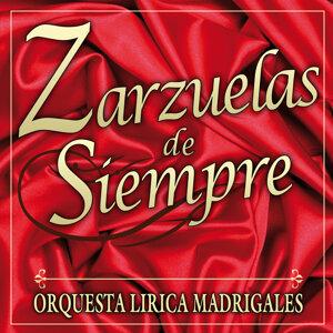 Orquesta Lírica Madrigales 歌手頭像
