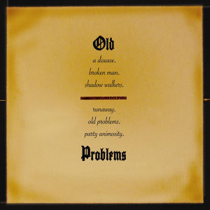 Old Problems 歌手頭像