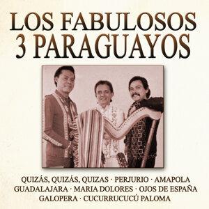 Los Fabulosos 3 Paraguayos 歌手頭像