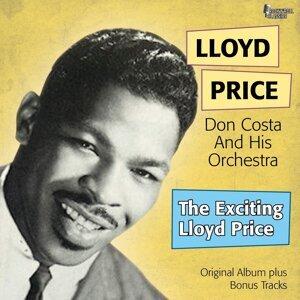 Lloyd Price, Don Costa 歌手頭像