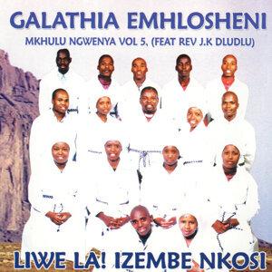 Galathia Emhlosheni Mkhulu Ngwenya Vol 5 歌手頭像