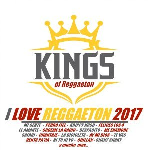 Kings of Reggaeton 歌手頭像