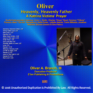 Oliver A. Branch, III 歌手頭像