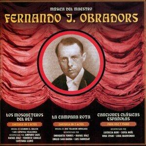Orquesta de Fernando J. Obradors 歌手頭像