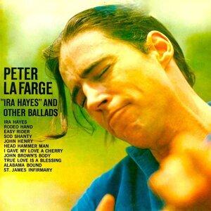 Peter La Farge 歌手頭像