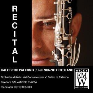 """Orchestra d'Archi del Conservatorio """"Vincenzo Bellini"""" di Palermo, Calogero Palermo 歌手頭像"""