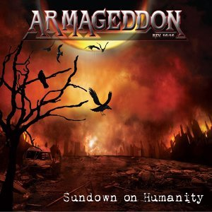 Armageddon Rev.16:16 歌手頭像