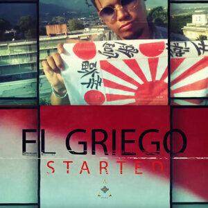 ElGriego 歌手頭像