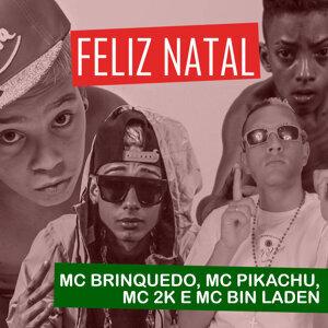 MC Brinquedo, MC Pikachu, MC 2K & MC Bin Laden 歌手頭像
