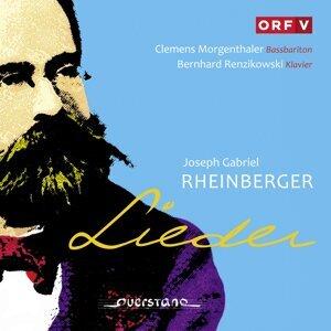 Clemens Morgenthaler, Berhardt Renzikowski 歌手頭像