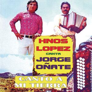Hermanos López & Jorge Oñate 歌手頭像