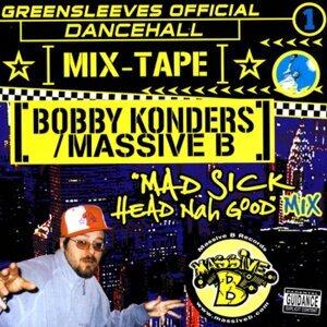 Bobby Konders & Massive B 歌手頭像