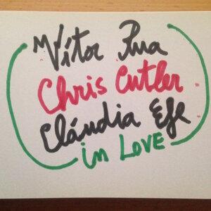 Vítor Rua, Chris Cutler & Cláudia Efe 歌手頭像