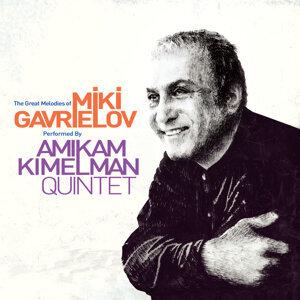 Amikam Kimelman Quintet 歌手頭像